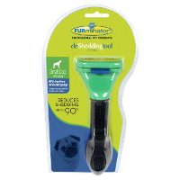 FURminator deShedding Tool for Small Dogs Up to 10kg