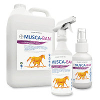 Musca-Ban Insecticidal Spray