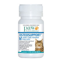 PAW Osteosupport Joint Care Powder for Cats 60 Capsules
