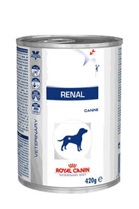 Royal Canin Veterinary Diet Canine Renal 12x 420g cans