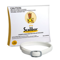 Scalibor 3 Month Paralysis Tick Collar for Dogs