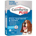 Comfortis PLUS (Panoramis) for Large Dogs 18.1-27kg (Blue)