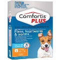 Comfortis PLUS (Panoramis) for Small Dogs 4.6-9kg (Orange)