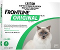 Frontline Original Cat All sizes (Green) 4 pack
