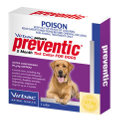 Preventic 2 Month Tick Collar for Dogs