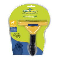 FURminator deShedding Tool for Large Dogs 23-40kg